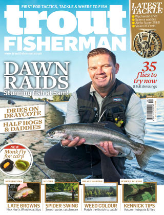 Trout Fisherman Issue 514