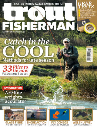 Trout Fisherman Issue 515