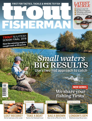 Trout Fisherman Issue 516