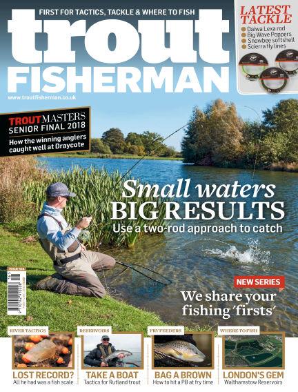Trout Fisherman November 07, 2018 00:00