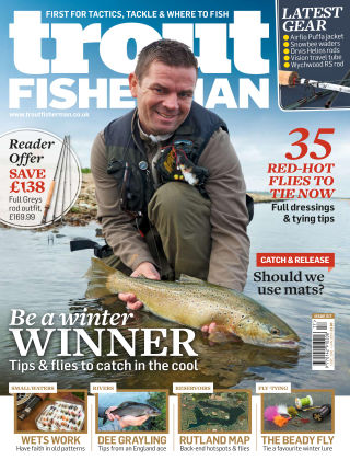 Trout Fisherman Issue 517