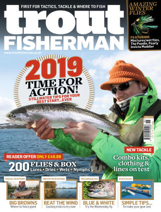 Trout Fisherman Issue 518