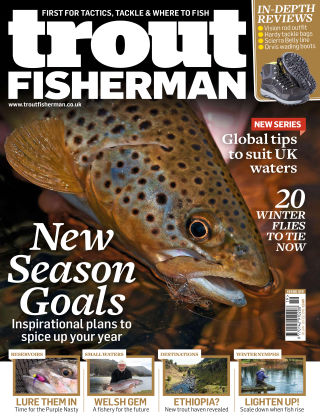 Trout Fisherman Issue 519
