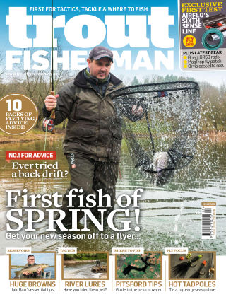 Trout Fisherman Issue 520