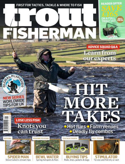 Trout Fisherman March 27, 2019 00:00