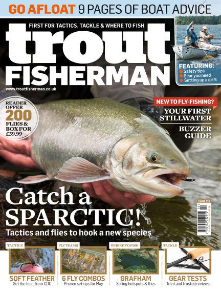 Trout Fisherman April 24, 2019 00:00