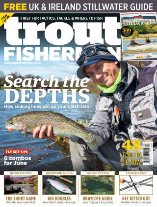Trout Fisherman Issue 523