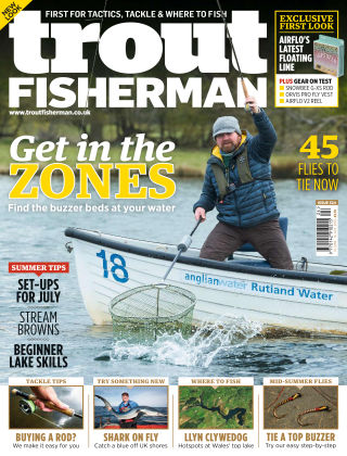 Trout Fisherman Issue 524