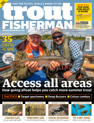 Trout Fisherman Issue 525