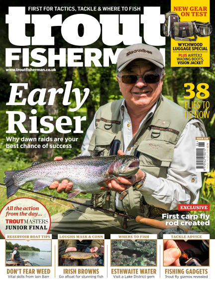 Trout Fisherman August 14, 2019 00:00