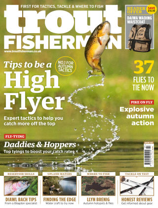 Trout Fisherman Issue 527