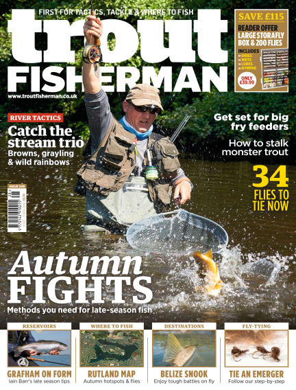 Trout Fisherman October 09, 2019 00:00