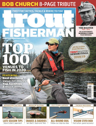 Trout Fisherman Issue 529