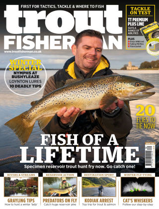 Trout Fisherman Issue 530