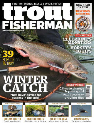 Trout Fisherman Issue 531