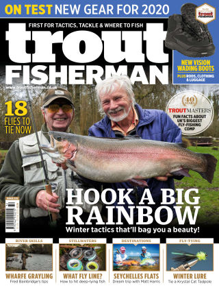 Trout Fisherman Issue 532