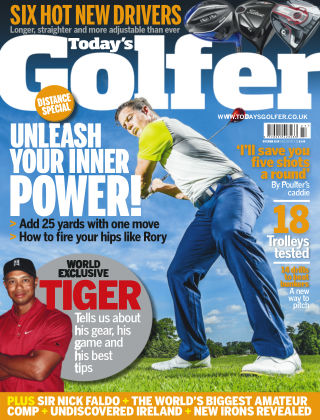 Today's Golfer November 2014