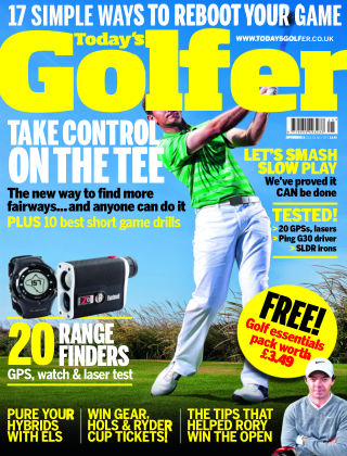 Today's Golfer September 2014