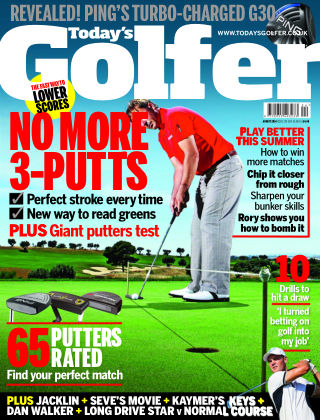 Today's Golfer August 2014