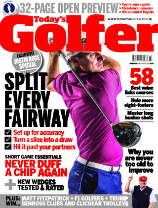 Today's Golfer Summer 2014