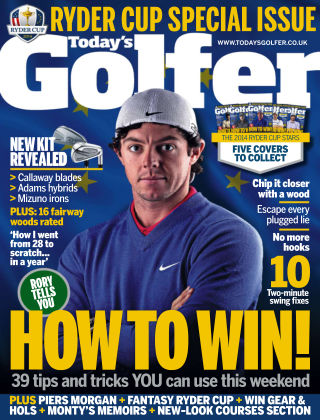 Today's Golfer October 2014