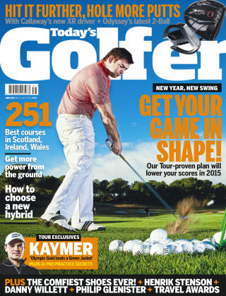 Today's Golfer March 2014