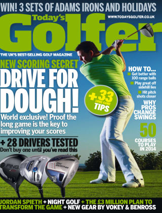 Today's Golfer April 2014