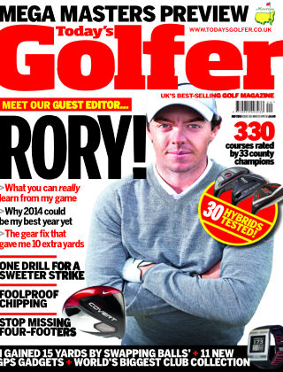 Today's Golfer May 2014