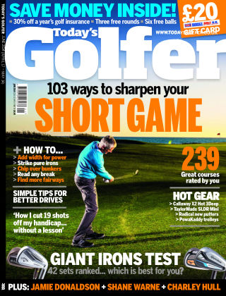 Today's Golfer June 2014