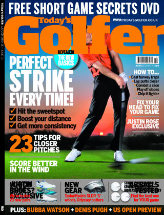 Today's Golfer July 2014