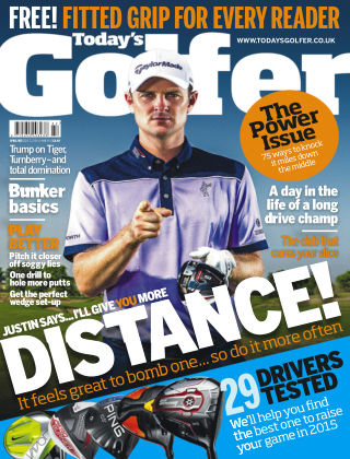 Today's Golfer April 2015