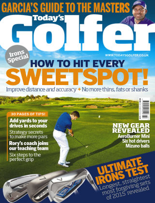Today's Golfer May 2015