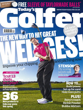 Today's Golfer June 2015