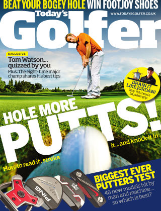 Today's Golfer August 2015