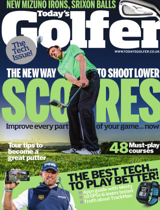 Today's Golfer October 2015