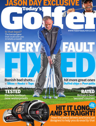 Today's Golfer November 2015