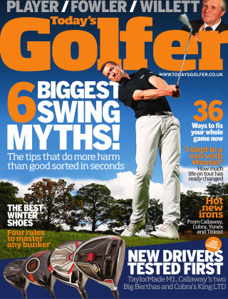 Today's Golfer December 2015
