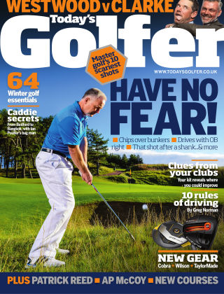 Today's Golfer January 2016