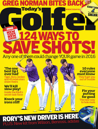 Today's Golfer February 2401