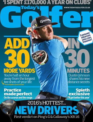 Today's Golfer March 2016