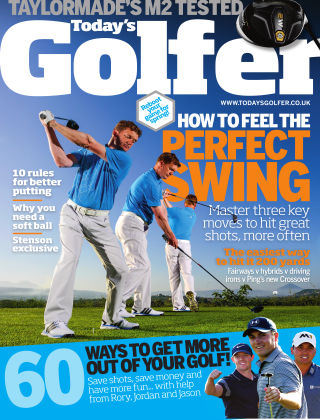 Today's Golfer April 2016