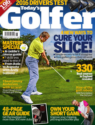 Today's Golfer May 2016
