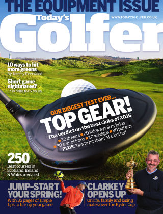 Today's Golfer June 2016