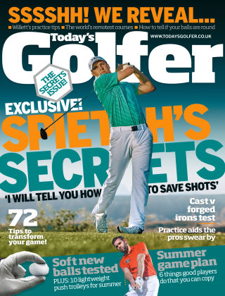 Today's Golfer July 2016