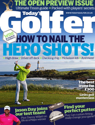 Today's Golfer Summer 2016