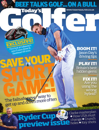 Today's Golfer October 2016