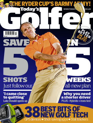 Today's Golfer November 2016