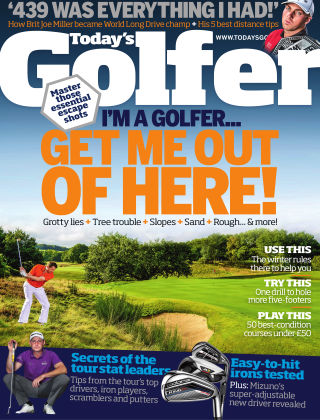 Today's Golfer January 2017