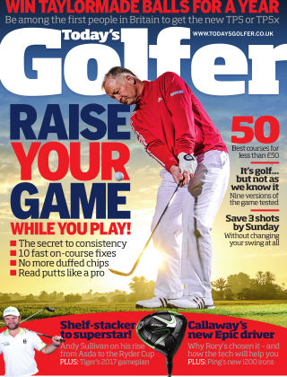 Today's Golfer March 2017