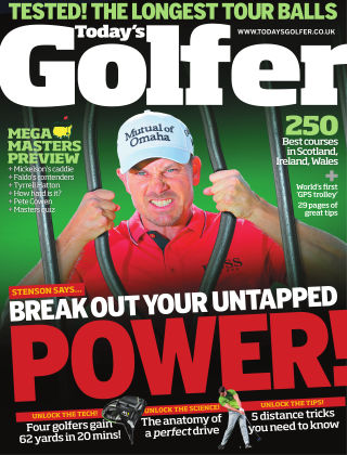 Today's Golfer May 2017